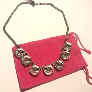 Gemstone Silver Necklace